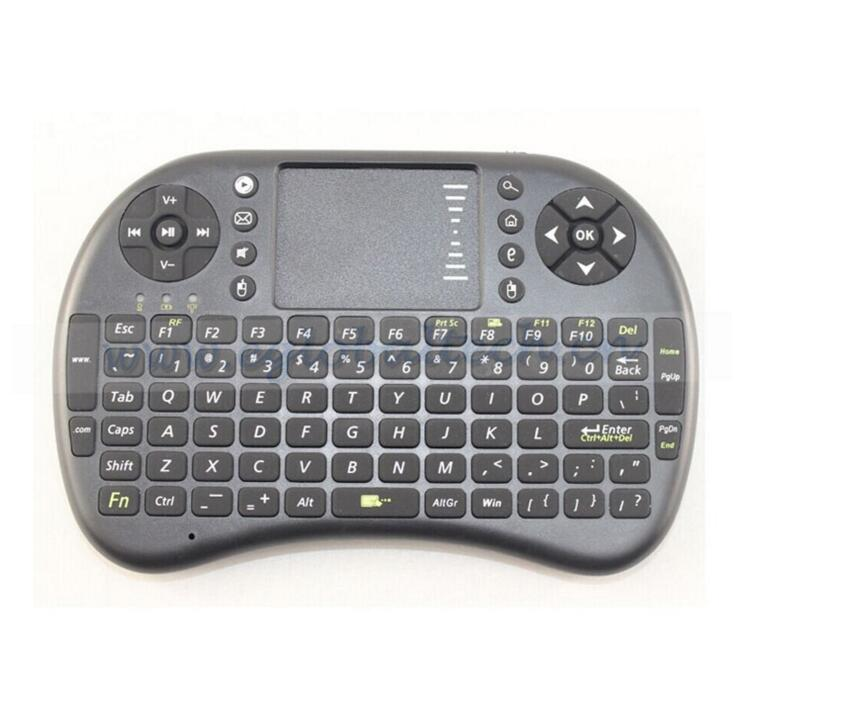 Wireless USB 2.4GHz Remote Control Mini Keyboard for Mini Computer Air Fly Mouse HTPC TV Box Small PC Laptop Tablet PC Pad(China (Mainland))