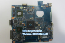 Free shipping working Laptop Non-integrated motherboard  for 4743 JE43-CP MB 102770-2M 48.4NI01.02M