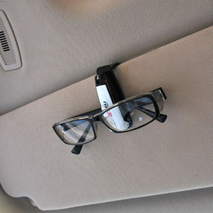 Multi-purpose glasses clip car eyeglasses frame  paper clip car glasses eyeglasses frame 2533