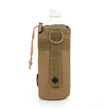 Molle pouch Military Tactical Gear Military Pouchs Outdoor Water Bottle Bags Waterproof Nylon Travel bag Wholesale(China (Mainland))