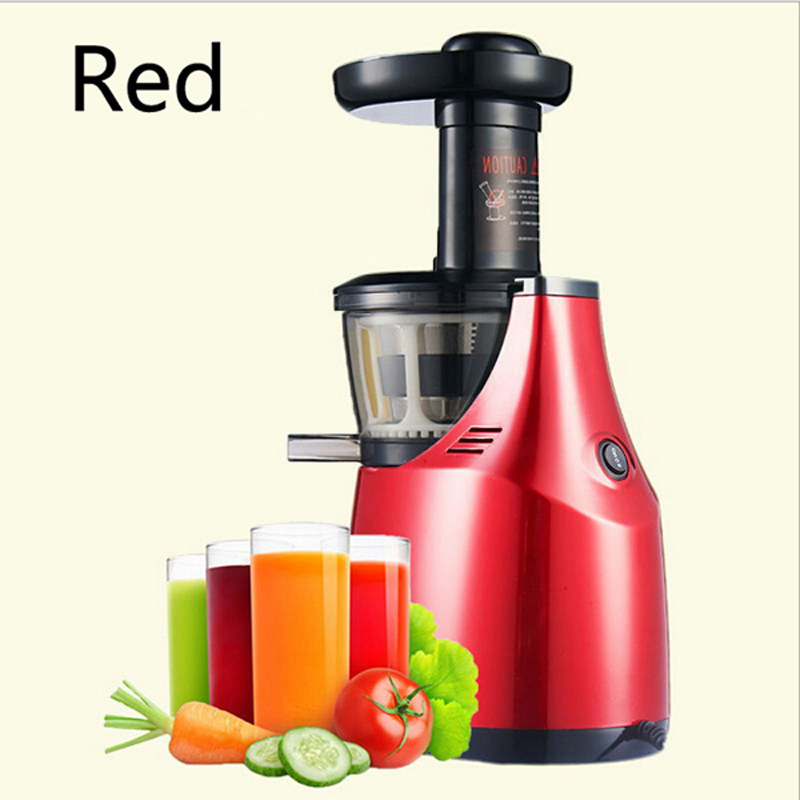 Гаджет  2015 New Slow Juicer Extractor  80 RPM Fruit Vegetable Citrus Juicer Blender None Бытовая техника