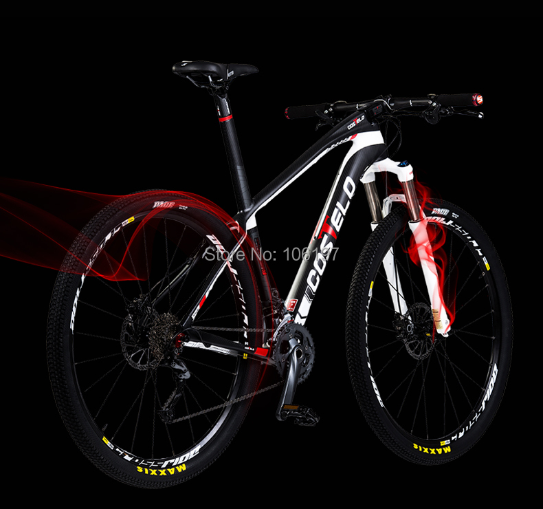 2015 NEW costelo Massa Carbon complete mountain bike carbon mtb 29er bicycle 27.5er&29er available(China (Mainland))