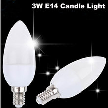 Buy LED Bulb E14 220V LED Candle Light 2835 10leds Chandelier Candle Lighting chandelier pendant lights Home Decoration X 10pcs for $18.61 in AliExpress store