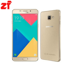 """Buy Samsung Galaxy A9 Pro 2016 Duos Original Unlocked 4G LTE Dual Sim Mobile Phone 6.0"""" 16MP A9100 Octa Core RAM 4GB ROM 32GB new for $298.00 in AliExpress store"""