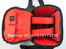 Wholesale New Black Waterproof Camera Case Bag for Canon EOS 600D 550D 500D 400D 450D 60D 50D Camera/Video Bags New Hot Tracking