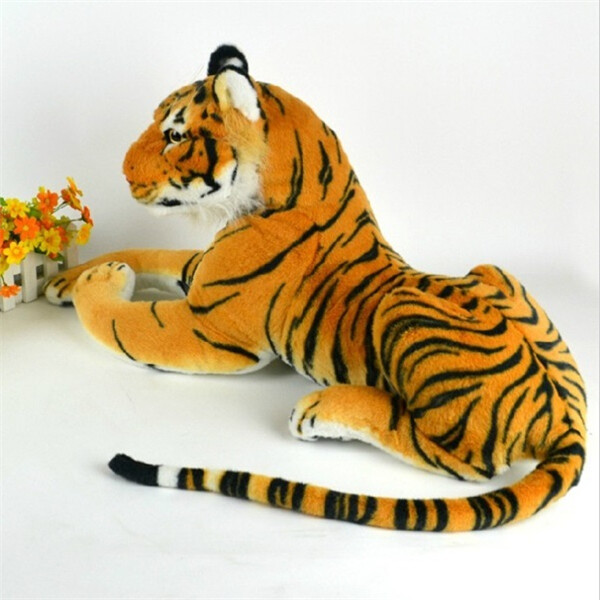 30cm Small Cute Plush Tiger Toys Lovely Stuffed Doll Animal Pillow Children Kids Birthday Gift New Hot Selling(China (Mainland))