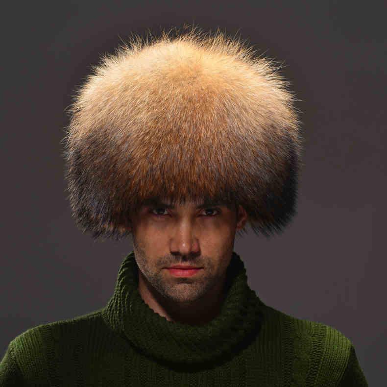 Ecru raccoon fur hat man han edition fashion import fur earmuffs cotton hat bag mailОдежда и ак�е��уары<br><br><br>Aliexpress