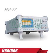 Owon AG4081 Single channel generador de onda arbitraria 4 pulgadas alta resolución TFT LCD 80 MHZ de ancho de banda y 400 MSa / S frecuencia de muestreo