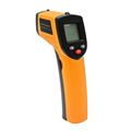 Outdoos Camping Digital GM320 Infrared Thermometer non contact infrared Themperature Pyrometer IR Laser Point Gun 50