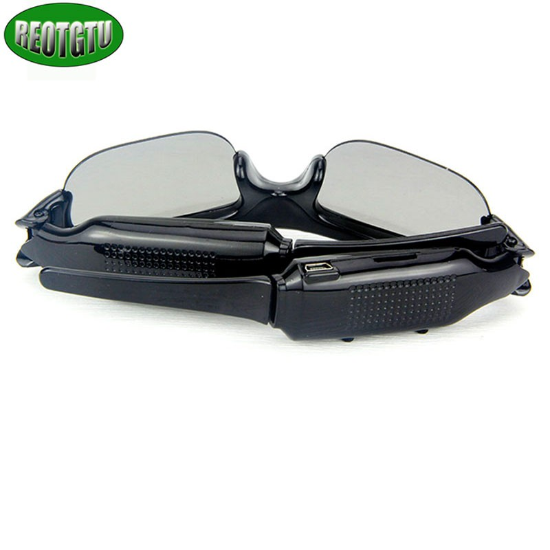 image for OEM  Smart Driving Recorder HD Video Camera Glasses +microphone DV104