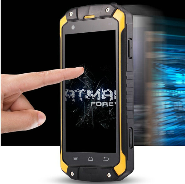 Original Guophone V9 IP68 4.5 inch Rugged Waterproof Phone MTK6572 Dual Core Android 4.4 Dustproof Shockproof 3G Smartphone(China (Mainland))
