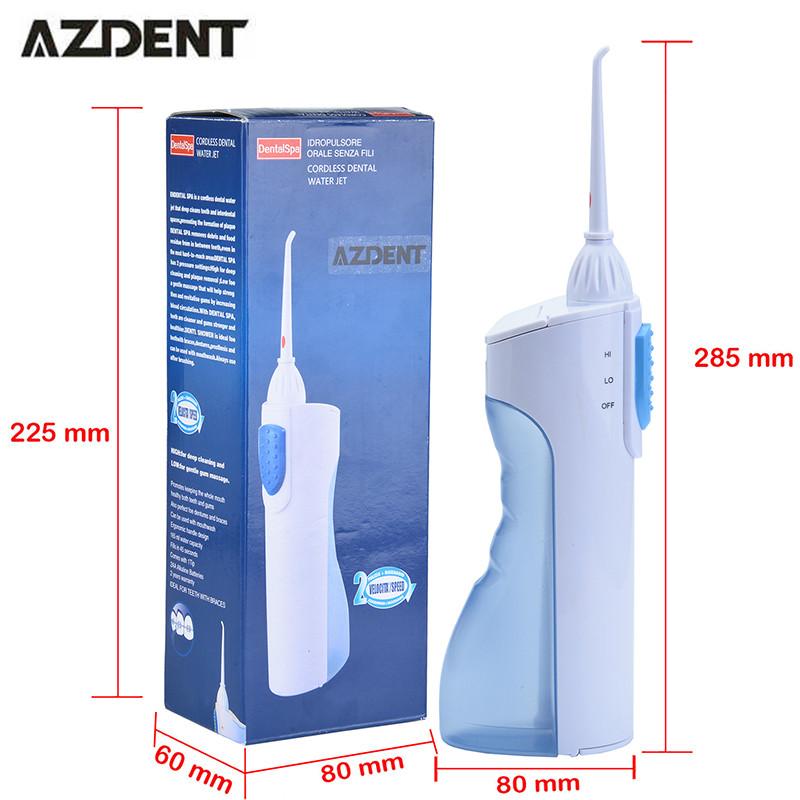Водяная щетка для зубов