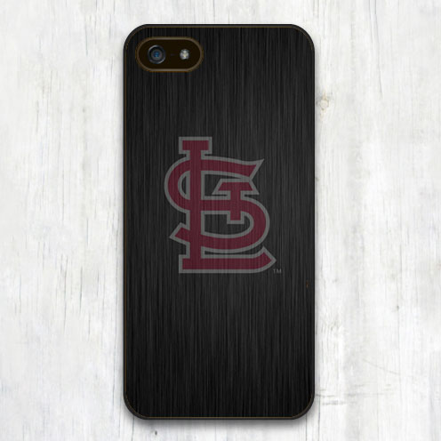 St. Louis Baseball Logo Design Soft TPU Skin Mobile Phone Accessories For iPhone 6 6S Plus 5 5S 5C 4 4S Back Shell Case Cover(China (Mainland))