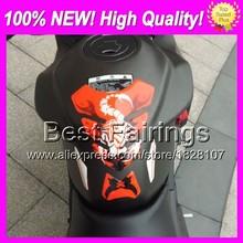 3D Rubber Gas Tank Pad KAWASAKI NINJA ZX2R ZXR250 90-92 ZX 2R 2 R ZXR 250 ZX-2R ZXR-250 90 91 92 8C/4 sticker decals - Best Fairings store