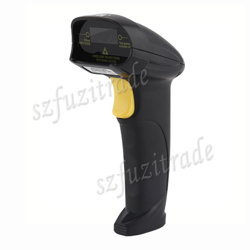 Гаджет  High Scaned Speed Portable Losar Barcode Scanner Reader Gun with USB Cable for Supermarket and POS System Free Shipping AHA00153 None Компьютер & сеть