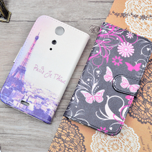 Buy JR Cartoon Pattern Leather Cover Sony Xperia TX LT29i Filp Wallet Cover Xperia TX LT29i Case Phone Bags&Cases for $5.84 in AliExpress store