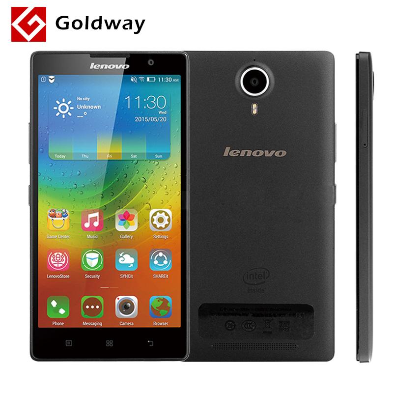 "Original Lenovo K80 K80M Prime 4GB RAM 64GB ROM Mobile Phone Intel 64Bit Quad Core 5.5"" 1920x1080 13MP Camera 4000Mah Battery(Hong Kong)"