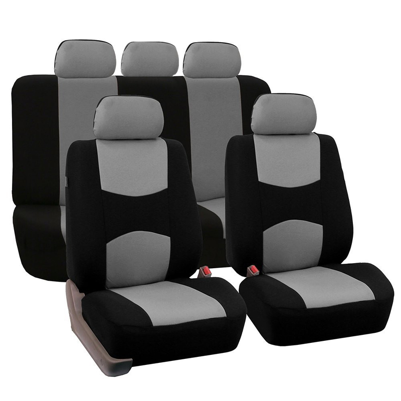 Automobiles Seat Covers Full Car Seat Cover Universal Fit Interior Accessories Seat Decoration Protector Cover Car-Styling