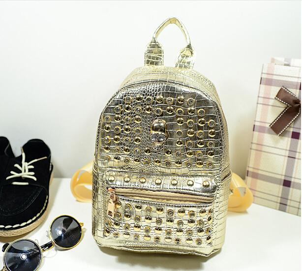 Chengzhao agents wholesale 2015 new spring and summer fashion Rhinestone Skull Bag Shoulder Bag Handbag<br><br>Aliexpress