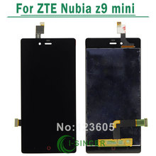 1/PCS for ZTE Nubia z9 mini LCD Screen Display + touch screen Digitizer Assembly -Black