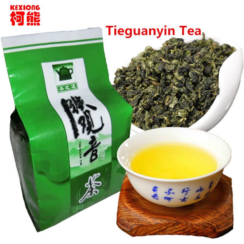 Factory Direct 50g Chinese Tieguanyin Oolong Tea Anxi Tie Guan Yin Green tea High Cost-effective Tikuanyin tea(China (Mainland))