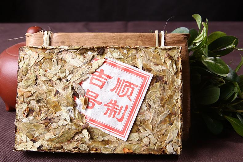 Made in1982 ripe pu er brick 250g oldest puer tea ansestor antique honey sweet dull red