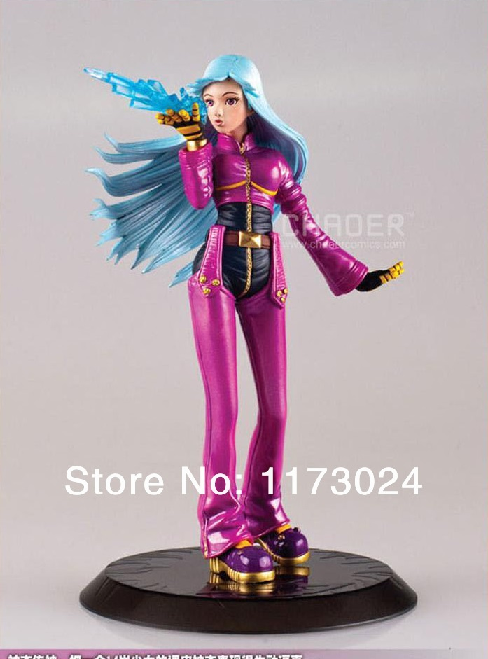 Classic SNK Game Anime KOF The King Of  Fighters Kula High Quality Sexy Figure With Base 7 Best for Collection<br><br>Aliexpress