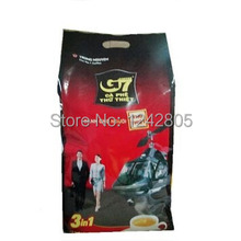 Big promotion 1600g 100sachets famous G7 instant coffee 3 in 1 Premium Vietnam coffee