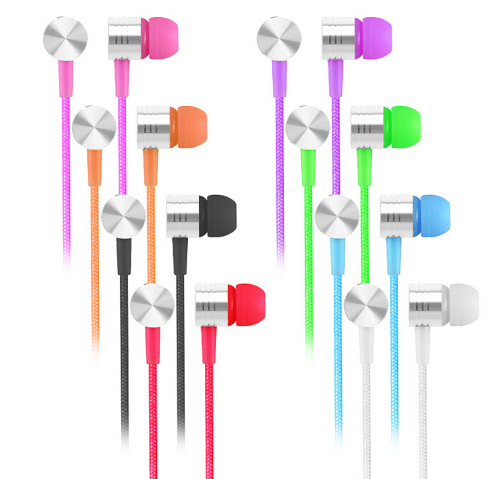 Xiaomi Best sound quality Headphones Earphones Stereo 3.5mm Jack Bass Ear noise isolating MP3/4 Android Phone MIC Headset - Elephant store