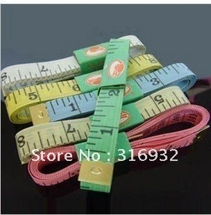 C7 Free Shipping 1.3*150cm Superior Tailoring Tape, Cloth Tape Measure
