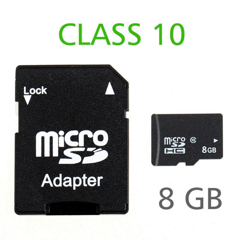 Гаджет  Hight speed real capacity  micro sd card 8gb CLASS 6 memory Card TF card None Компьютер & сеть