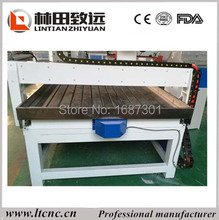 Advanced good price 3d advertising cnc engraving machine with water tank, 1212 cnc wood working router price(China (Mainland))