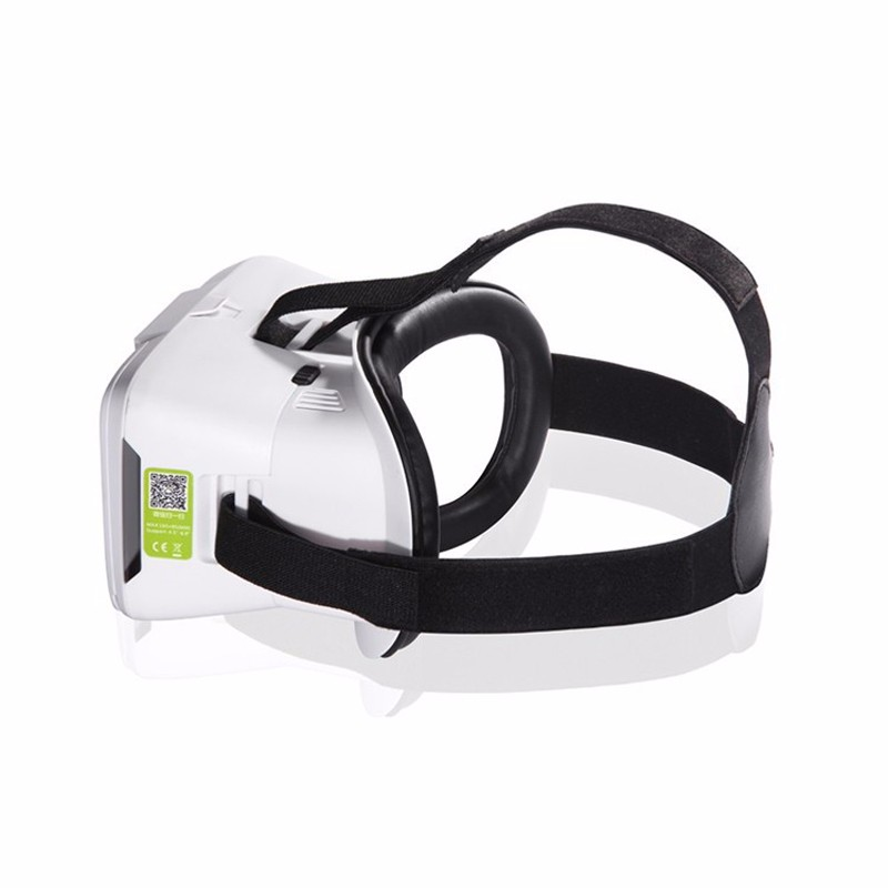 2016 New BoBO VR Xiaozhai II Virtual Reality 3D Glasses VR Box Google Cardboard Oculus Rift for 4.5″~6″ Smartphone