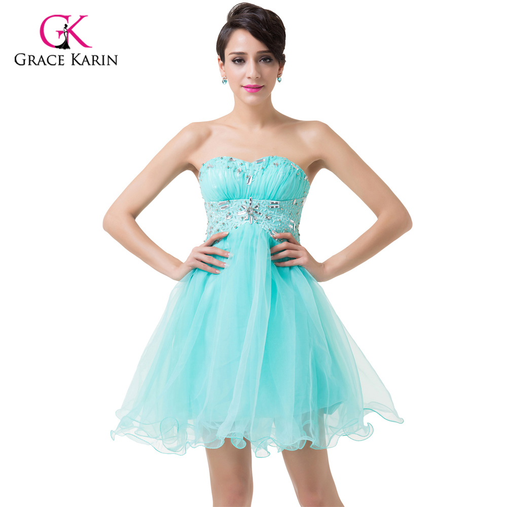 Online Get Cheap Turquoise Short Party Dresses -Aliexpress.com ...