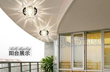 FREE SHIPPING 10PCS EMS pendant lamp Porch corridor lamp lamp, corridor lamp lights sitting room balcony to absorb dome light(China (Mainland))