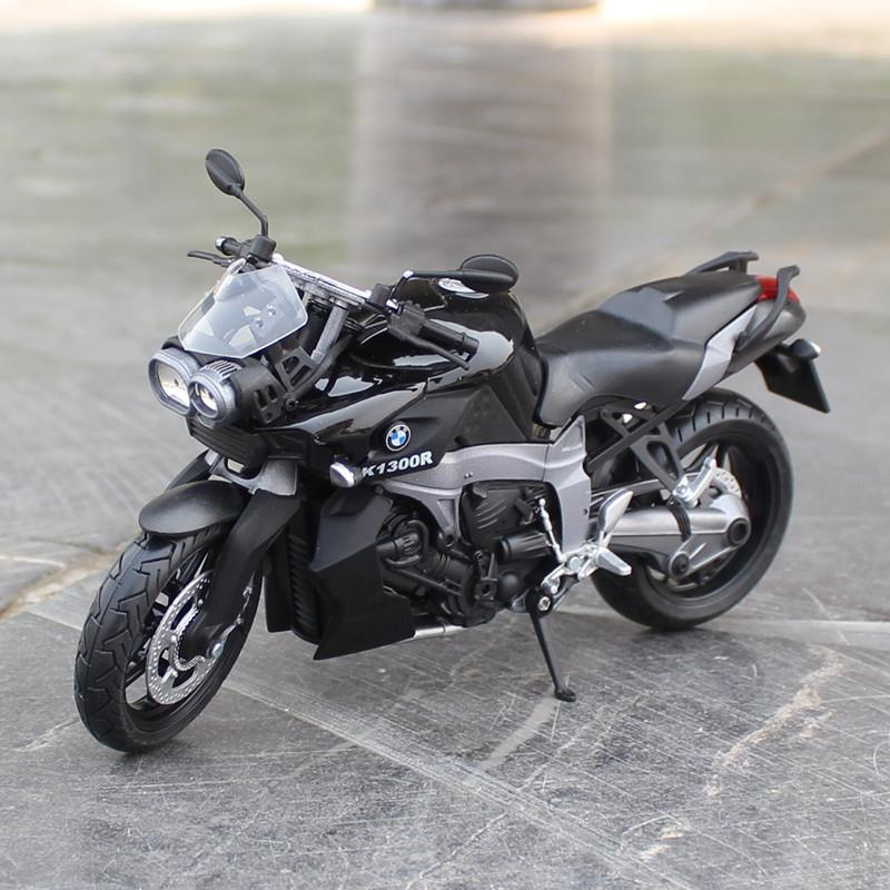 1:12 new kids Motorcycle K1300R Die cast hotwheels model motorbike miniature Alloy metal models rider racing bike toys for boys(China (Mainland))