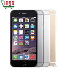 Buy Original Apple iPhone 6 Plus IOS9 16/64/128GB ROM 5.5 inch IPS 8.0MP Fingerprint 4G LTE Smart Phone WIFI GPS Used iPhone 6 plus for $279.56 in AliExpress store
