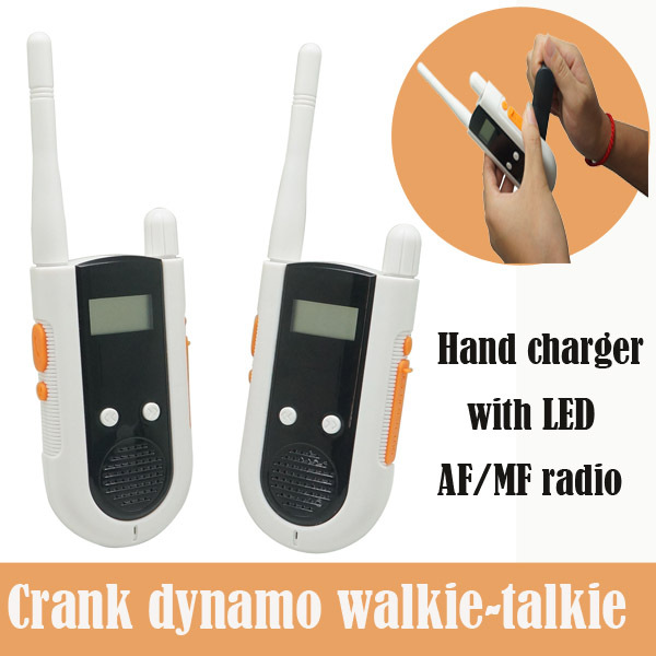 2015 hot new Dynamo Hand Crank USB Cell Phone Emergency charger Solar torch walkie-talkie with LED Flashlight Lamp AM/FM radio(China (Mainland))