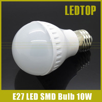 Super Brightness E27 Led Bulb 2835 SMD 10W Lamp AC 220V 230V 15leds Light For Home chandelier High Lumens Bombillas