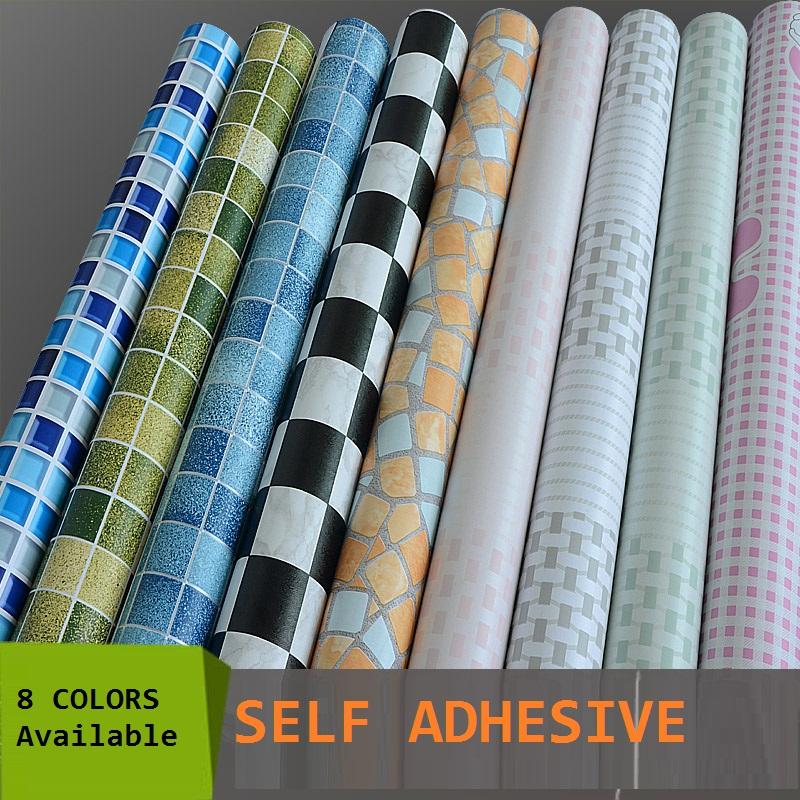 Buy 5meters Roll Self Adhesive Mosaic
