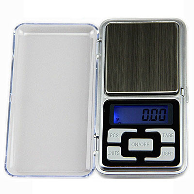 Portable 500g x 0 1g Balance Gram Weighing Scales Mini Electronic Pocket Digital Jewelry weigh Scale
