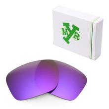 MRY POLARIZED Replacement Lenses for Oakley Holbrook Sunglasses Plasma Purple