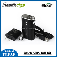 Original Ismoka eleaf istick 50W 4400mAh vv vw mod istick e cigs upgrade istick 30W suit for Melo atomizer