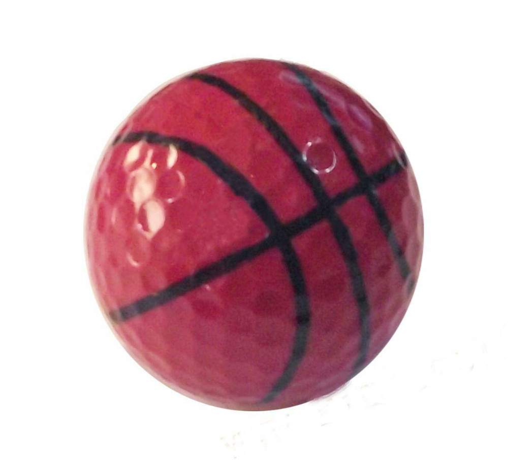 Free Shipping High Quality 2 Piece Sports Golf Balll Gift Golf Ball Basket Ball(China (Mainland))