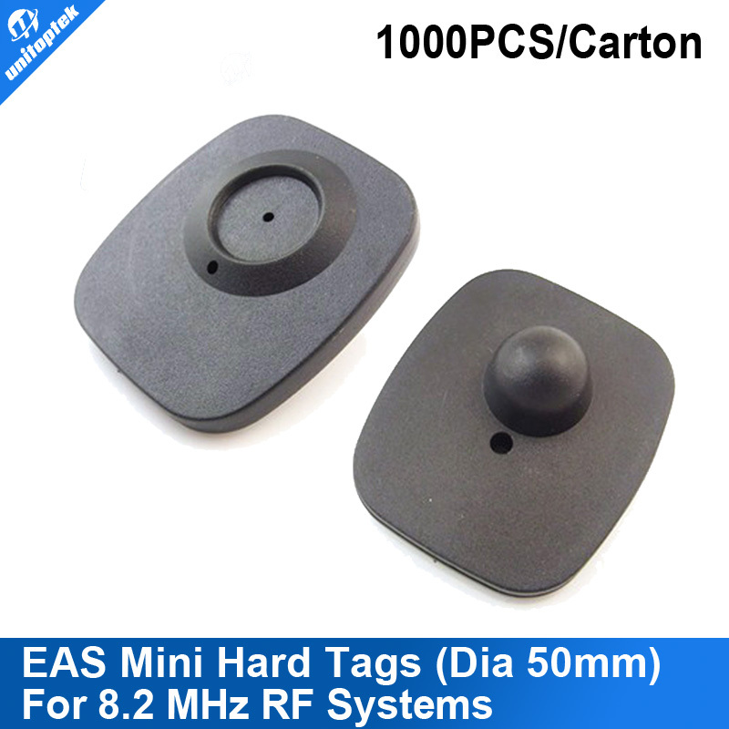 EAS Mini hard tags for 8.2 MHz RF Systems(China (Mainland))