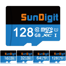 Buy SunDigit Class10 Micro SD Memory Card 16G 32G 64G 128GB MicroSD Cards SDHC SDXC UHS-I 32GB 64GB C10 UHS TF Trans Flash Card for $9.73 in AliExpress store