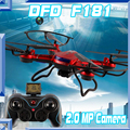 JJRC H12C Dron Quadrocopter DFD F181 Drones With Camera HD 4CH 2 4G Remote Control Helicoptero