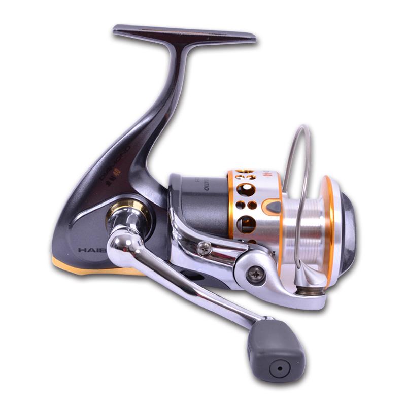 Diamond series full metal 40 5 shaft spinning reel fishing reel fish wheel