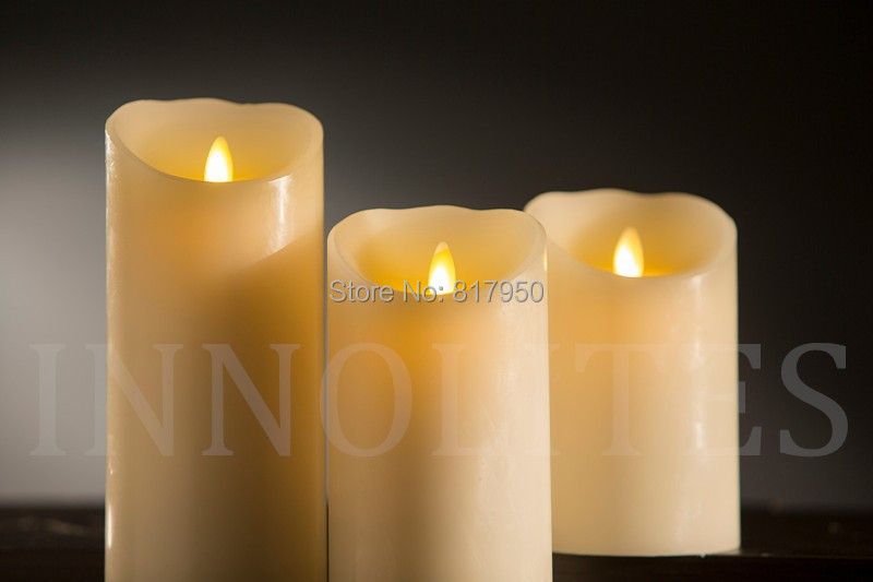 Battery Timer Candles