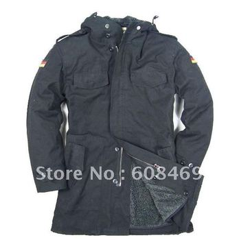 Outdoor military Germany wait removable camel hair charge garments